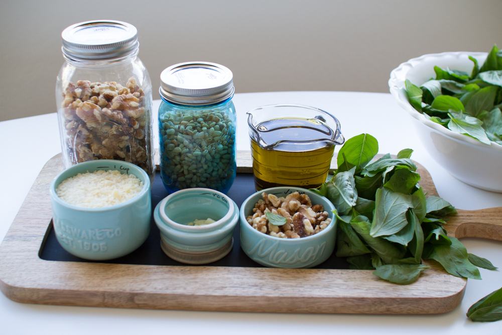 Classic Basil Pesto is my all time favorite recipe!