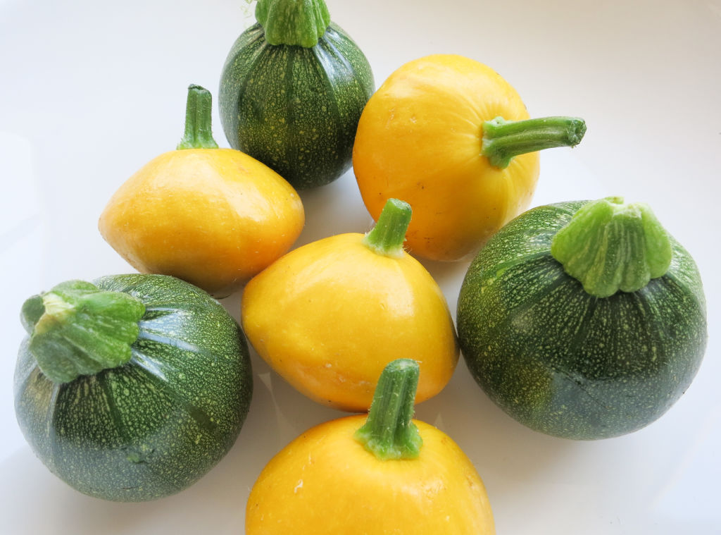 SUMMER SQUASH ARE GOOD SOURCES OF VITAMIN A & C