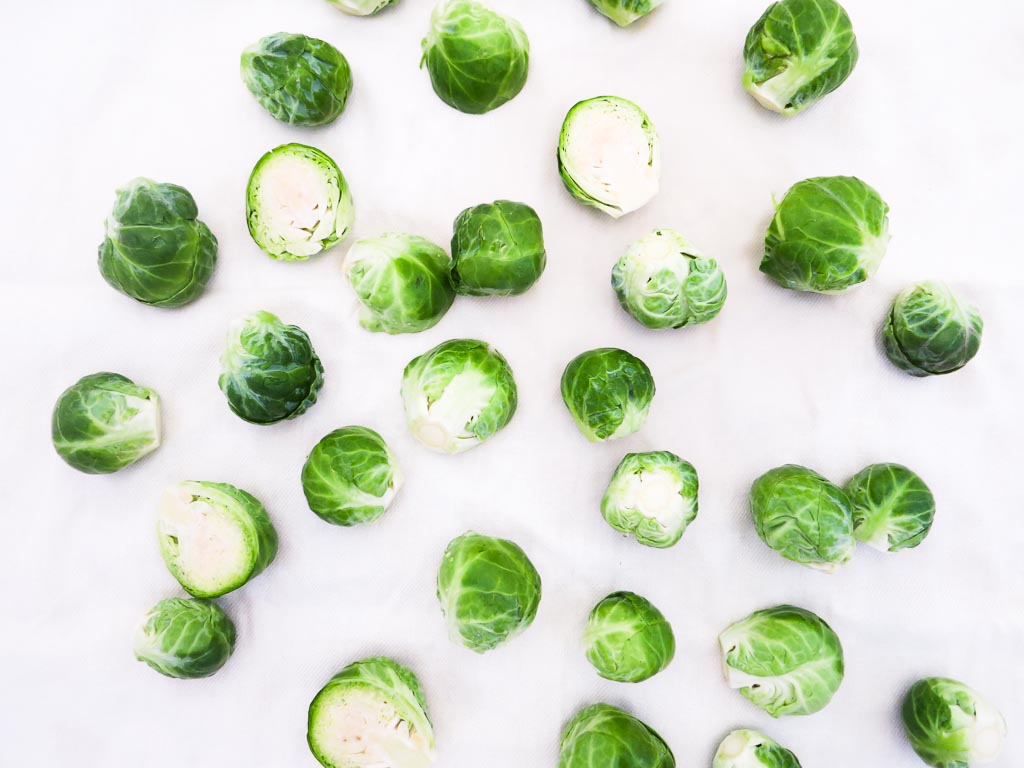 Did you know that an 80g serving of sprouts contains four times more vitamin C than an orange?